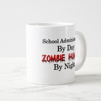 School Administrator/Zombie Hunter Jumbo Mug