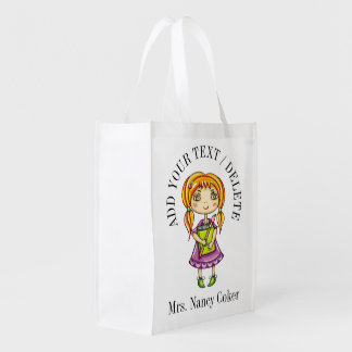School Bag - I LOVE THESE - See Back! Grocery Bags