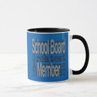School Board Member Extraordinaire Mug