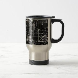 School board travel mug