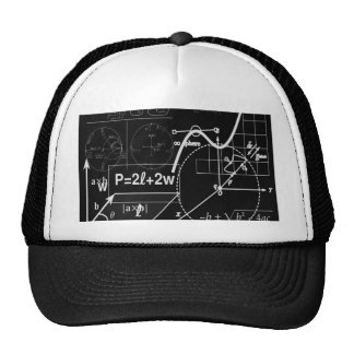 School board trucker hat