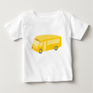 School Bus Baby T-Shirt