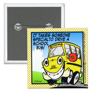 School Bus Driver Pins