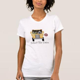 School Bus Driver Custom T-Shirt