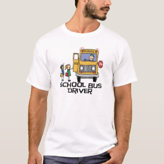 School Bus Driver T-shirts and Gifts.
