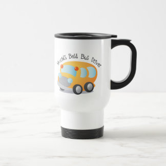 School Bus Driver Travel Mug Gift