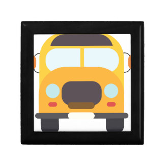 School Bus Front Gift Box