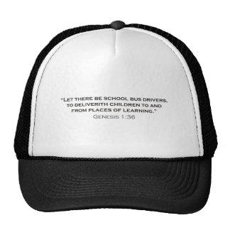 School Bus / Genesis Trucker Hat