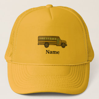 School Bus Hat