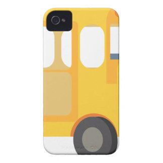 School Bus iPhone 4 Covers