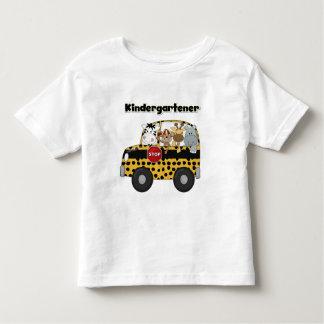 School Bus Kindergartener Tshirts and Gifts