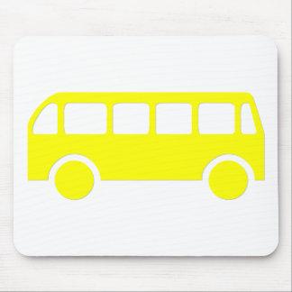 School Bus Mouse Pads