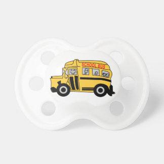 School Bus Pacifier