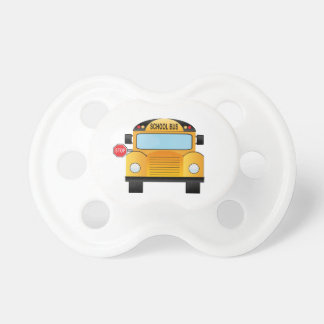School Bus Pacifier