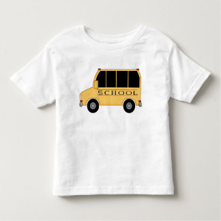 School Bus Toddler T-shirt