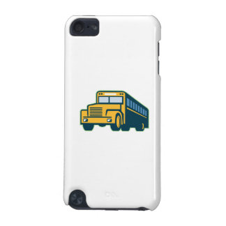 School Bus Vintage Retro iPod Touch 5G Covers