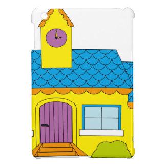 School Cartoon iPad Mini Cases