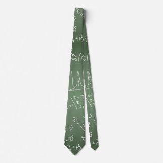 School chemical pattern tie