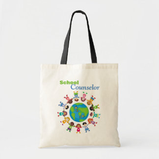 School Counselor Celebrating All Kids Tote