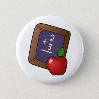 School Days 2 Inch Round Button