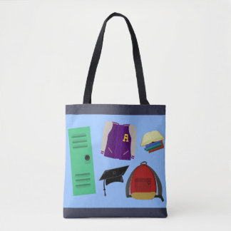 School Days are Here Tote Bag
