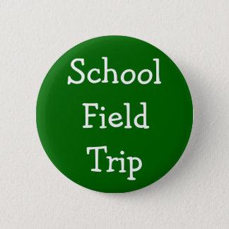 School Field Trip 2 Inch Round Button