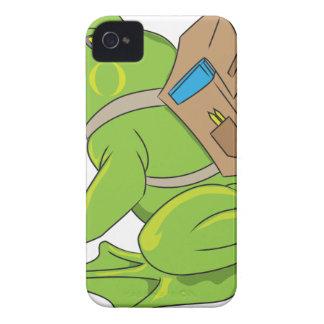 School Frog Case-Mate iPhone 4 Cases