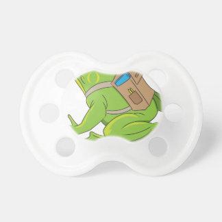 School Frog Pacifier