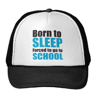 school trucker hats