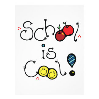 SCHOOL IS COOL FLYER