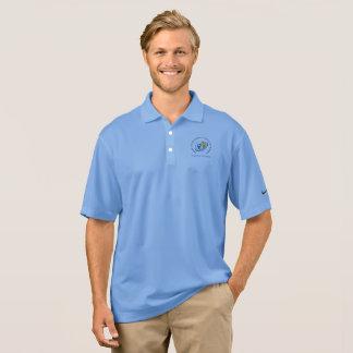 School Logo Nike Mens Polo Shirt