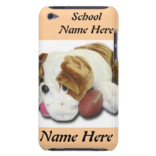 School Mascot Case-Mate iPod Touch Barely There Barely There iPod Cover