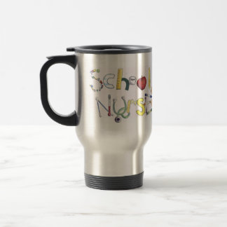School Nurse Travel Mug