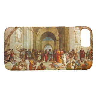 School of Athens by Raphael iPhone 8/7 Case