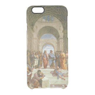 School of Athens, from the Stanza della Clear iPhone 6/6S Case