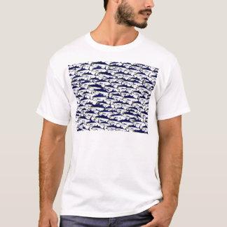 School of Bluefin Tuna T-Shirt