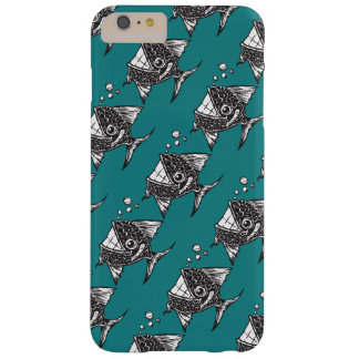 School_of_Happy_Fish Barely There iPhone 6 Plus Case