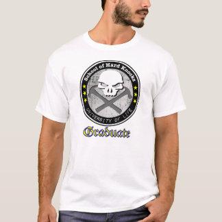 School of Hard Knocks-University of Life -Graduate T-Shirt