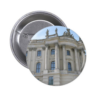 School of Law Humboldt University Pinback Button
