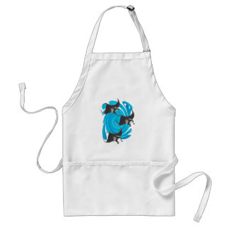 SCHOOL OF MANTAS STANDARD APRON