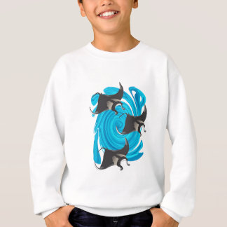 SCHOOL OF MANTAS SWEATSHIRT