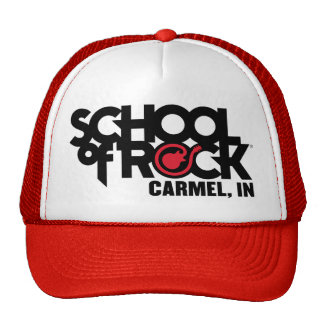 School of Rock trucker hat! Trucker Hat