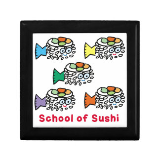 School of Sushi Gift Boxes