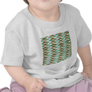 School of Tropical Amazon  Tetras Tshirt
