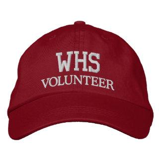 School Parent Volunteer - Cap Embroidered Baseball Caps