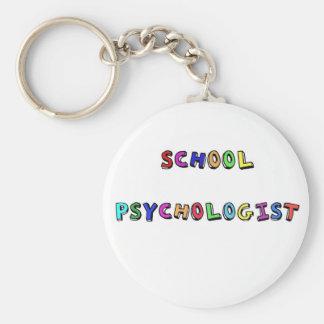 SCHOOL PSYCHOLO copy Keychain