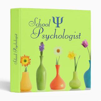 School Psychologist's Binder