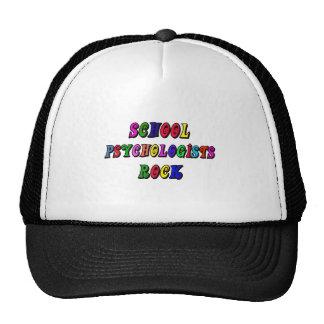 SCHOOL PSYCHOLOGISTS ROCK MESH HAT