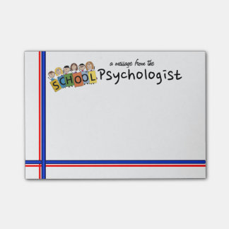SCHOOL Psychologist's Sticky Notes
