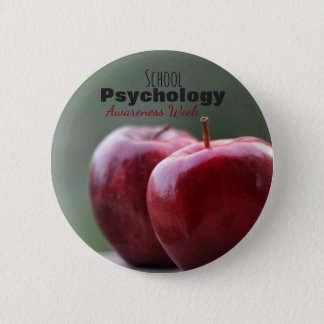 School Psychology Awareness Week Button